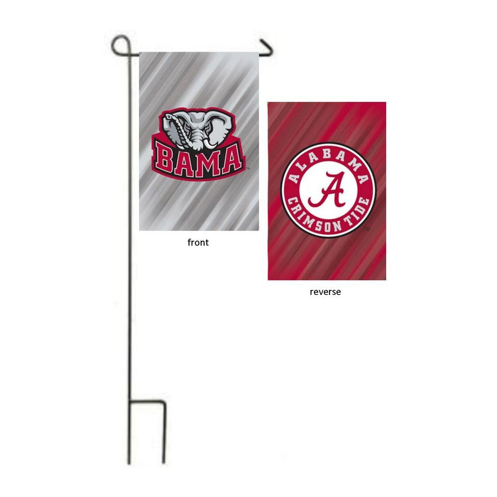 Fan Essentials NCAA 18 in. x 12.5 in. University of Alabama