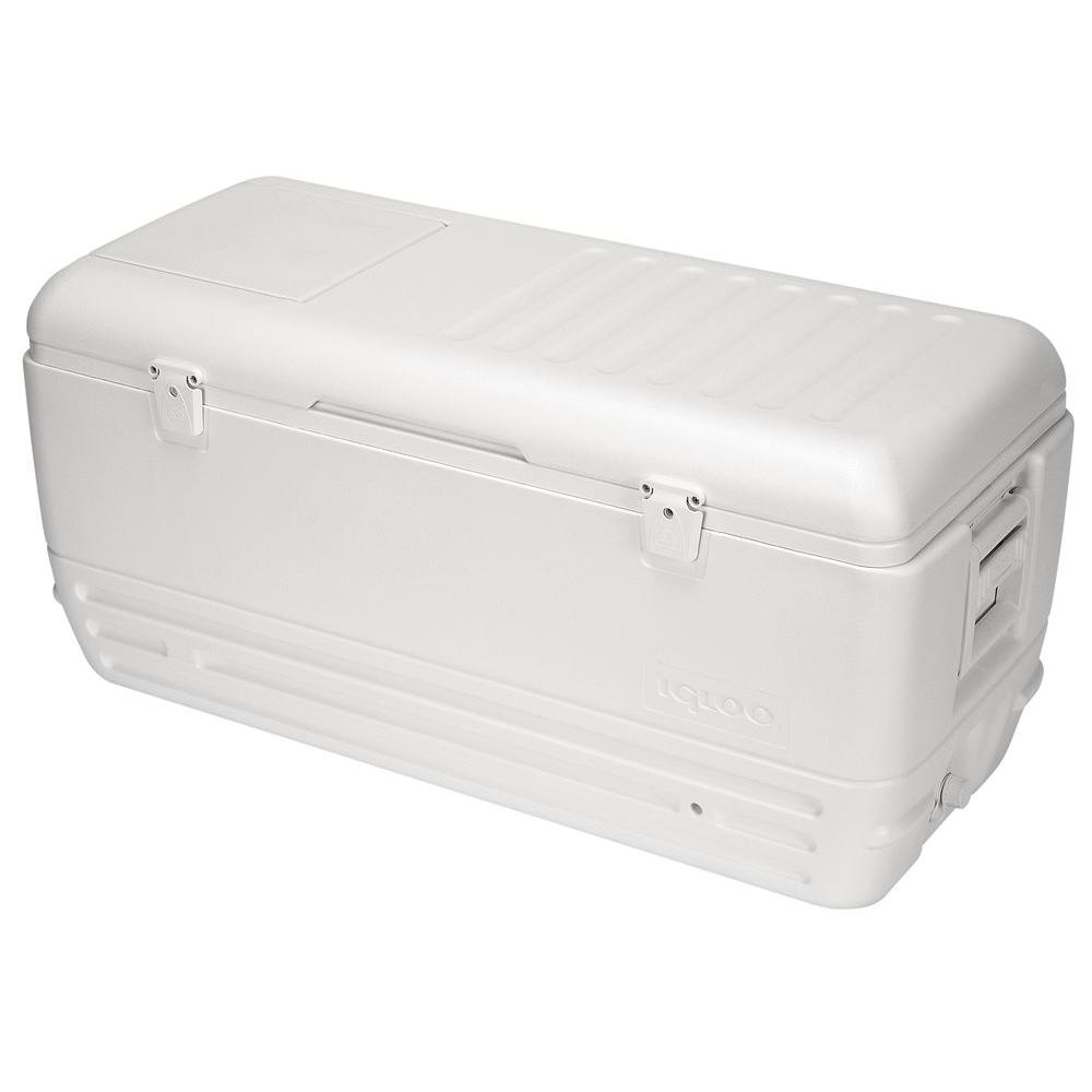 Quick and Cool 150 Qt. Split-Lid Cooler