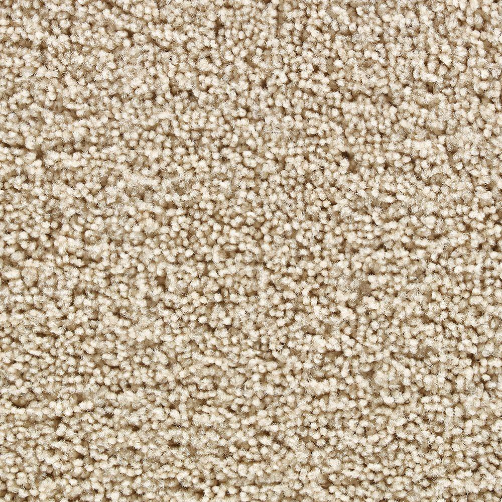 Martha Stewart Living Beechwood Hickory - 6 in. x 9 in. Take Home Carpet Sample-DISCONTINUED
