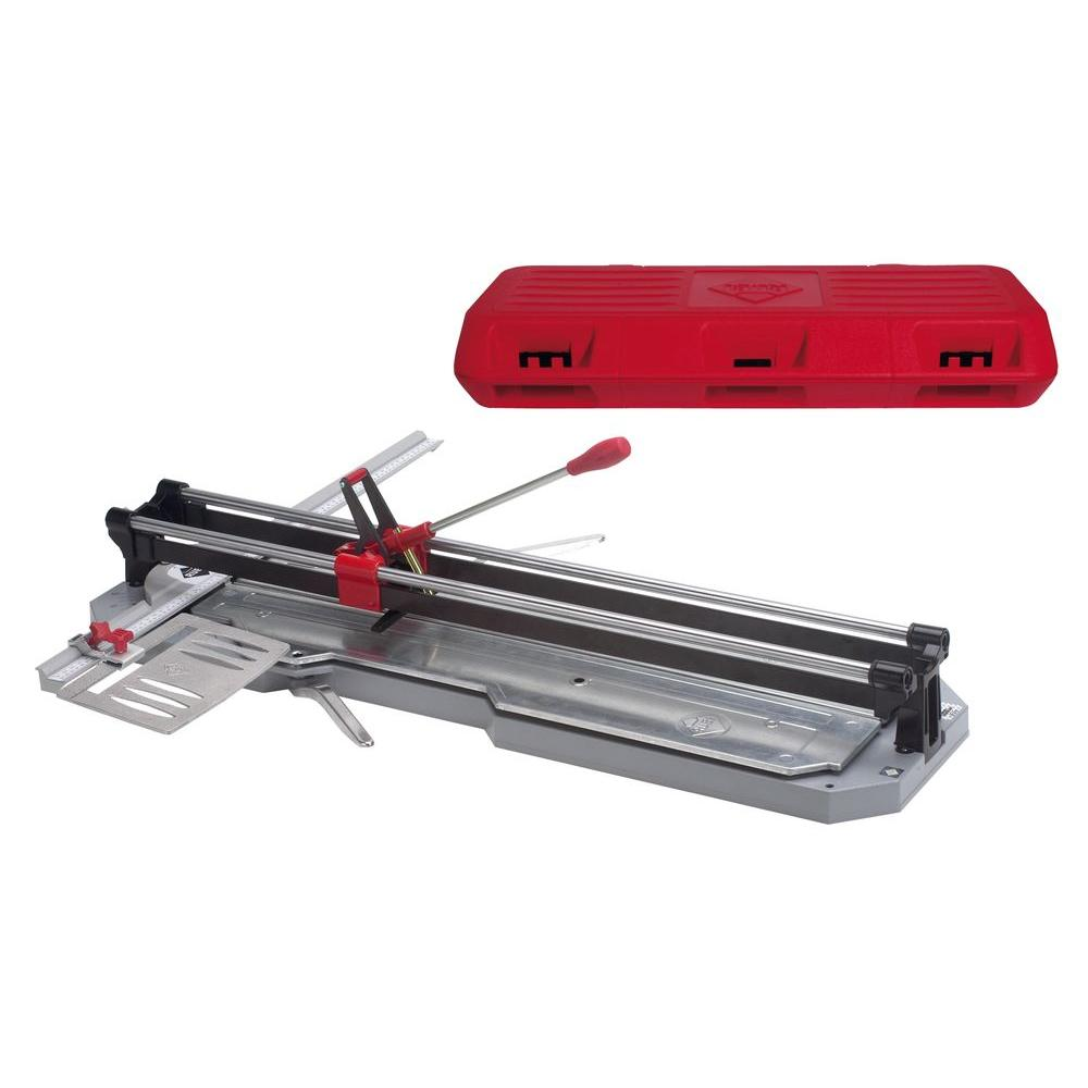 Rubi TX-700-N 28 in. Manual Tile Cutter-17975 - The Home Depot