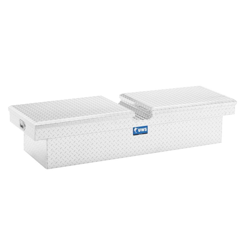 UWS 72 in. Aluminum Gullwing Crossover Tool Box-TB-72 - The Home