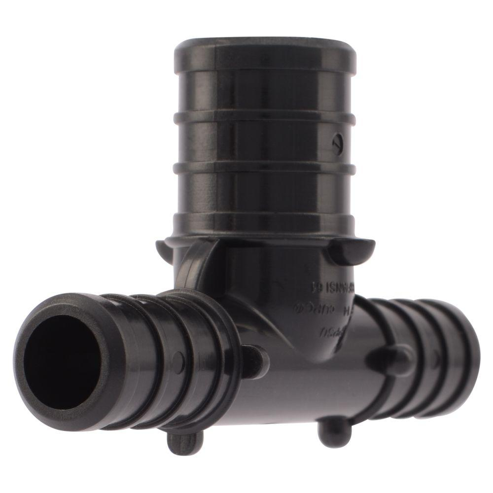 Tee or wye pex pipe fittings pipes the