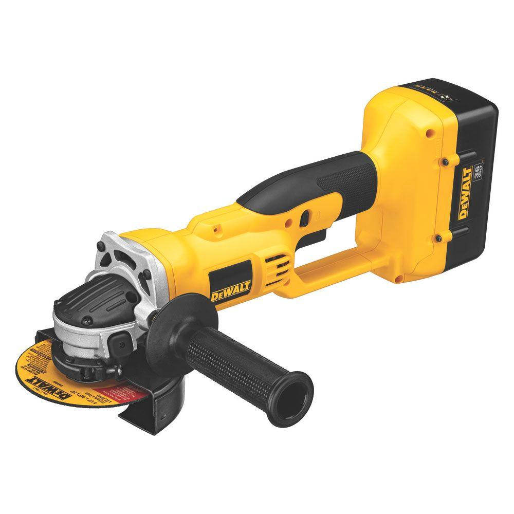 36-Volt Lithium-Ion Cordless 4-1/2 in. (114 mm) Cut-Off Tool Kit with