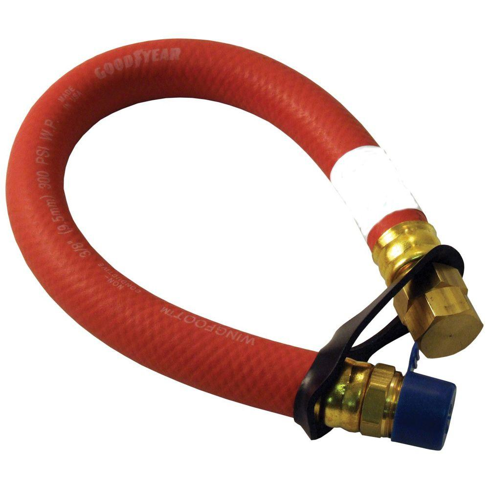14 mm 3/8 in. Hose Oil Drain Hose/Extractor