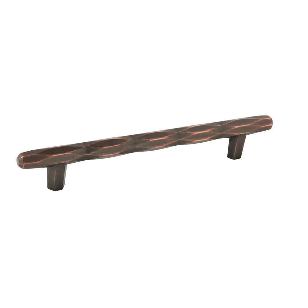 St. Vincent 6-5/16 in. (160 mm) Center Oil-Rubbed Bronze Cabinet Pull