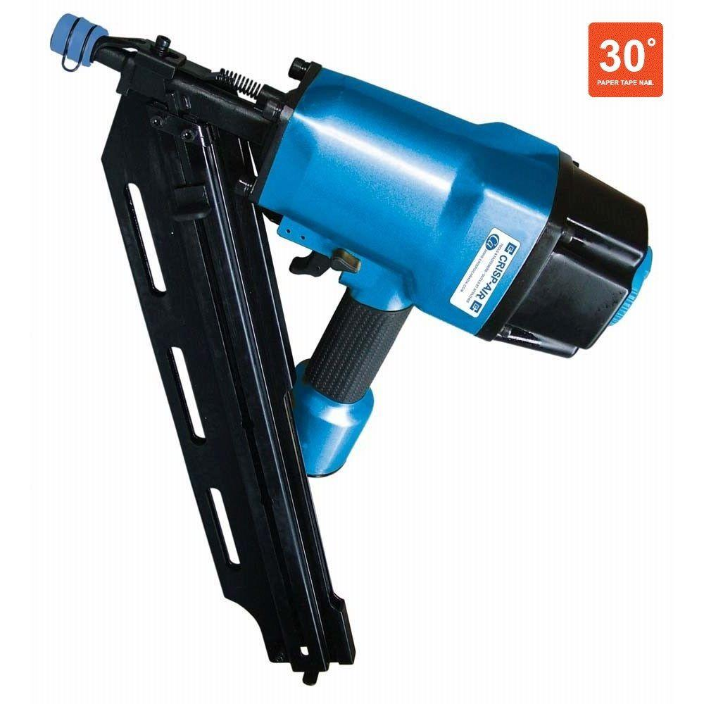 Aluminum Body Paper Collation Framing Nailer-APF3490 - The Home Depot