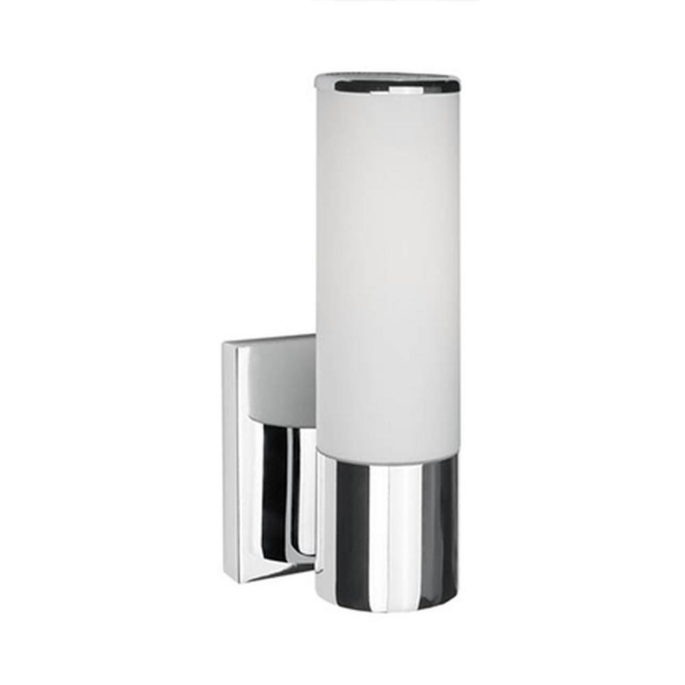 Orion 40-Watt Equivalence Chrome Integrated LED Sconce
