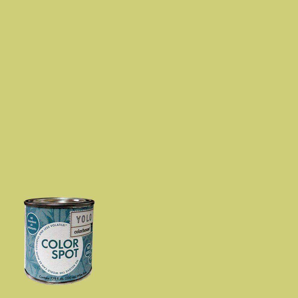 YOLO Colorhouse 8 oz. Thrive .02 ColorSpot Eggshell Interior Paint Sample-DISCONTINUED