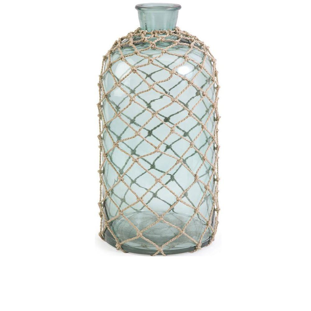 Home Decorators Collection 15.5 in. H Large Clear Cornell Jug-1809520420 -