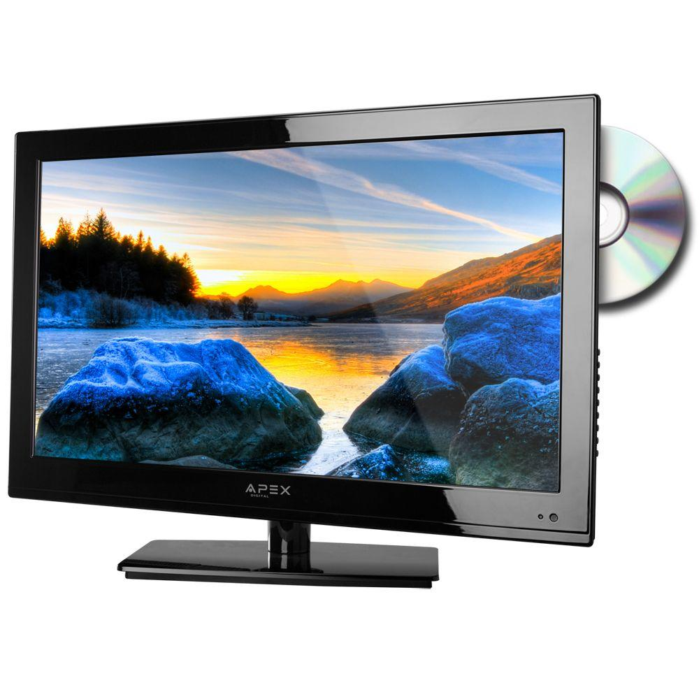 Apex 26 in. LED 720p 60Hz HDTV with Built-in DVD Player-DISCONTINUED