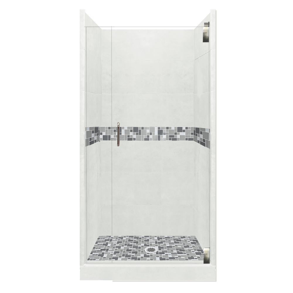 Newport Grand Hinged 38 in. x 38 in. x 80 in.