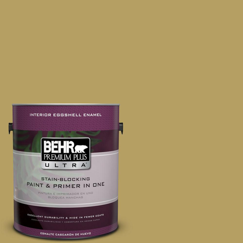 Home Decorators Collection 1-gal. #HDC-CL-19 Apple Wine Eggshell Enamel Interior Paint