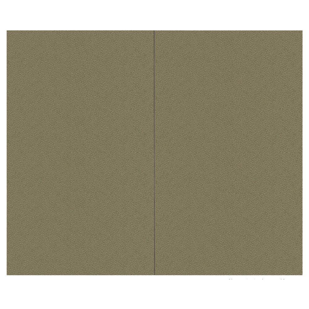 SoftWall Finishing Systems 44 sq. ft. Cumin Fabric Covered Top Kit Wall Panel