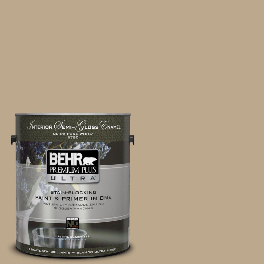 BEHR Premium Plus Ultra Home Decorators Collection 1-gal. #HDC-NT-16 Natural