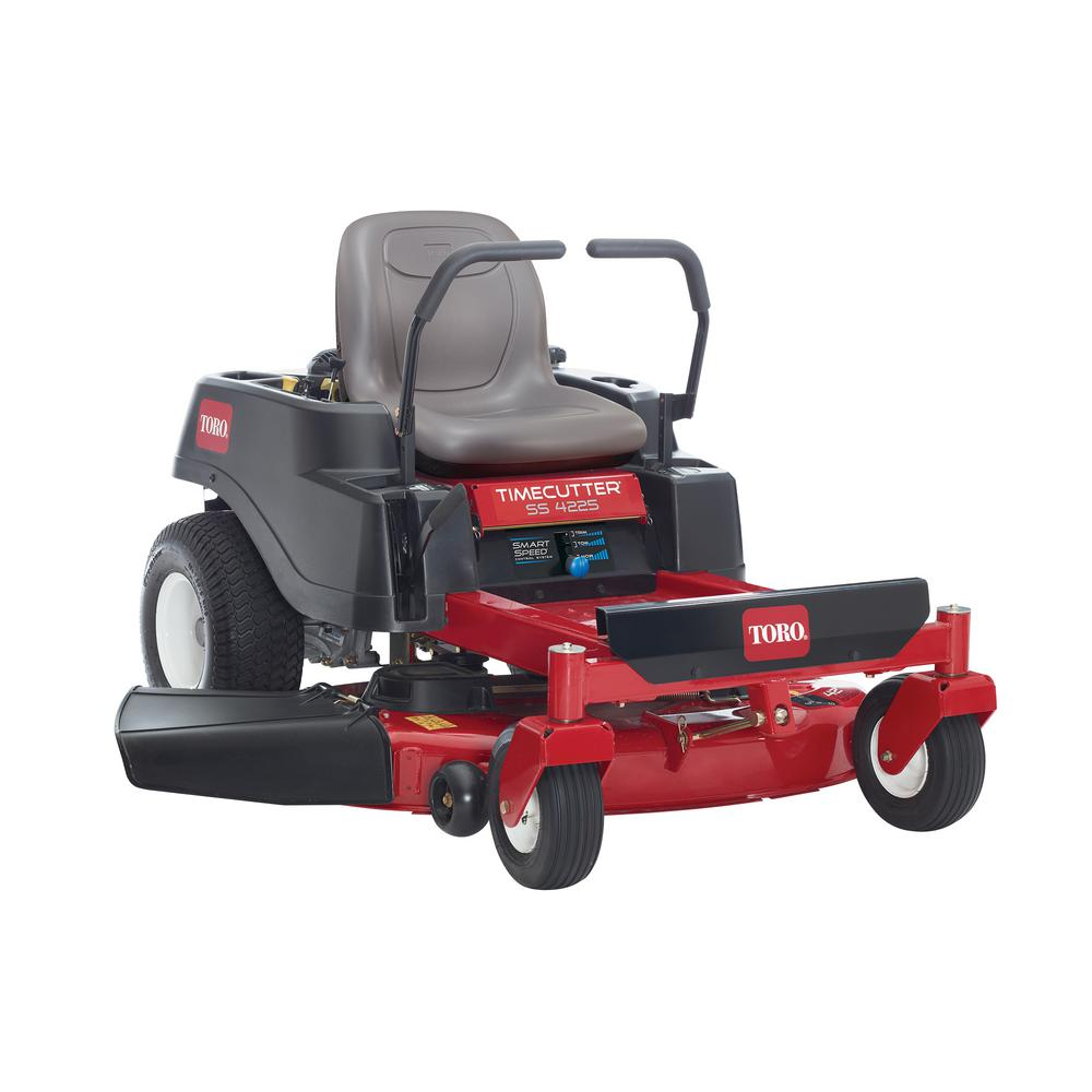 TimeCutter SS4225 42 in. 22 HP Zero-Turn Riding Mower with Smart