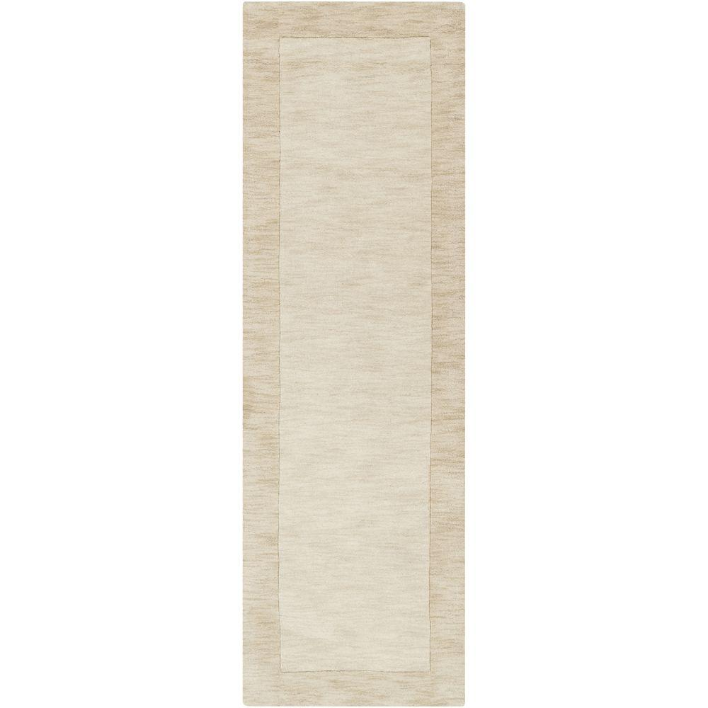 Foxcroft White 2 ft. 6 in. x 8 ft. Indoor Rug