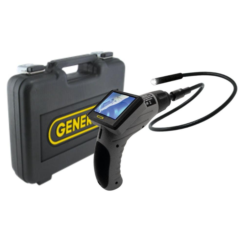 General Tools Seeker 300 Professional Video Inspection System