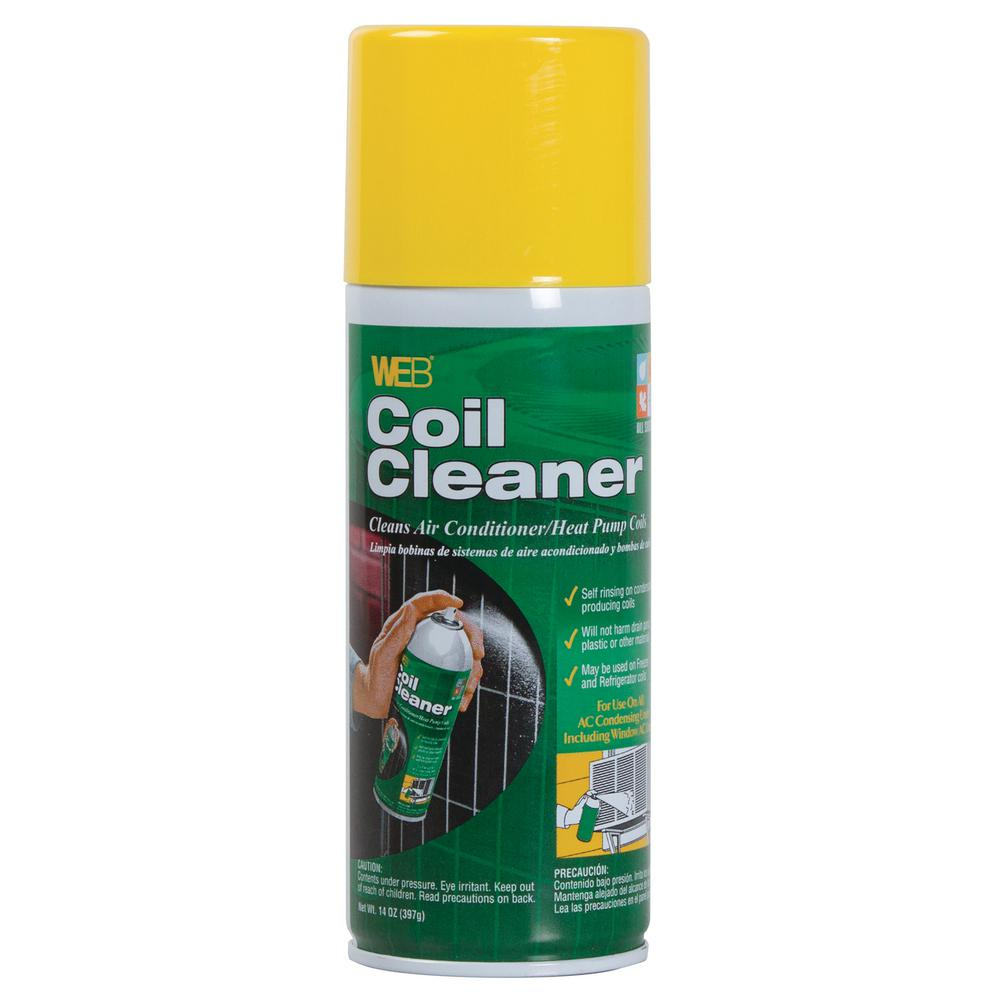 null 14 oz. Condenser Coil Cleaner