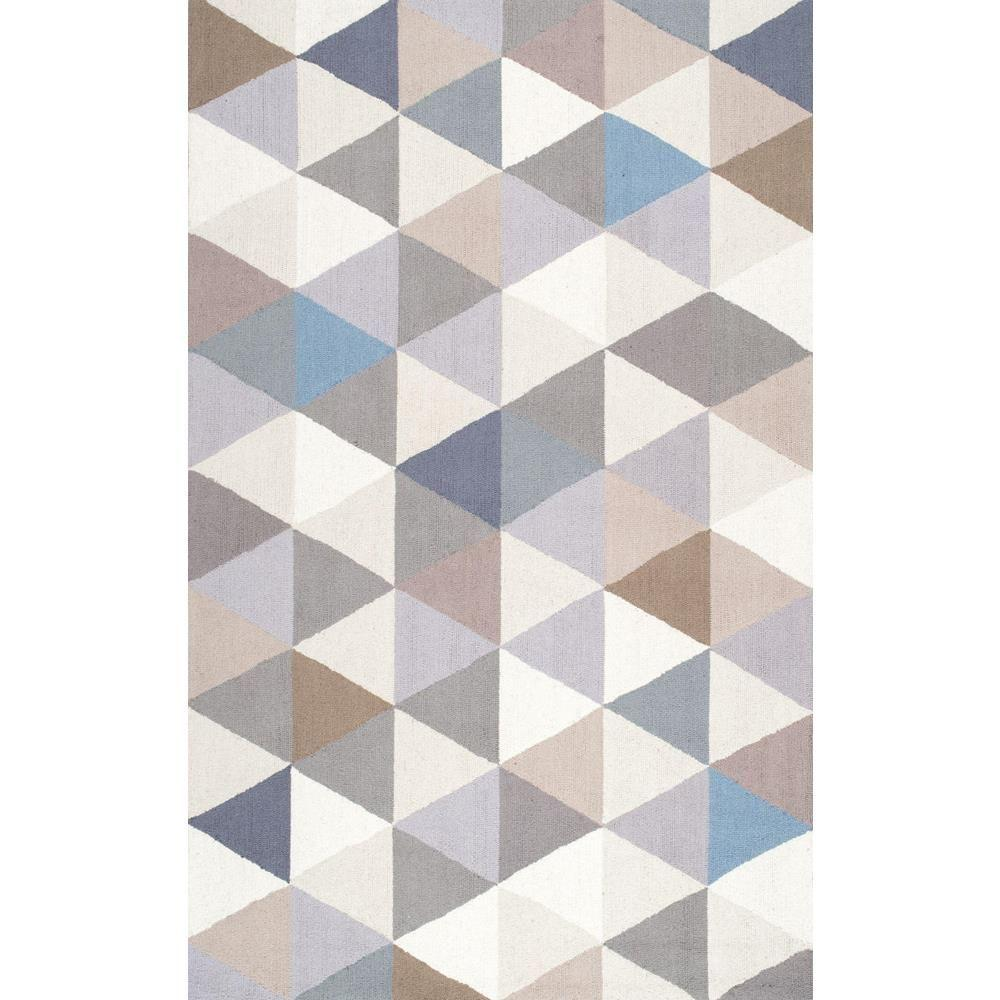 nuloom anderson gray 5 ft x 8 ft area rug - Nuloom Rugs