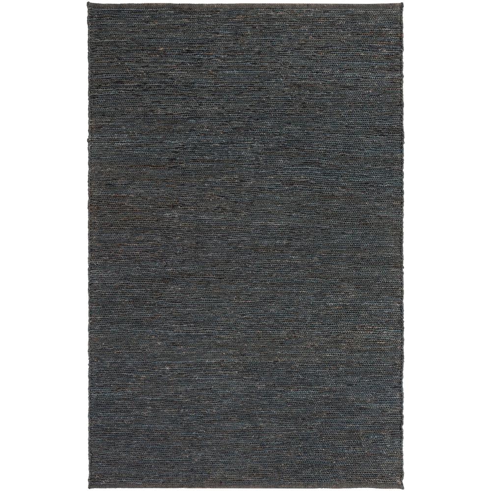 Purity Sydney Charcoal 4 ft. x 6 ft. Indoor Area Rug