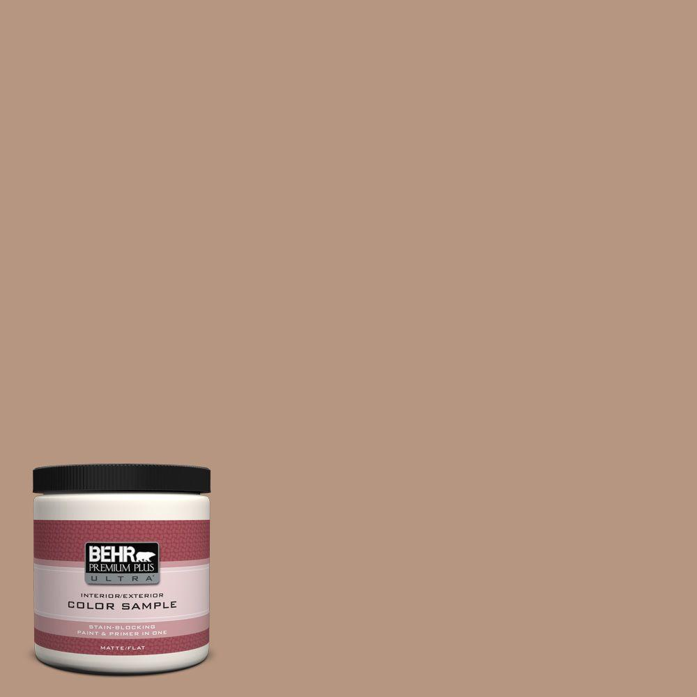 8 oz. #S220-4 Potter's Clay Interior/Exterior Paint Sample