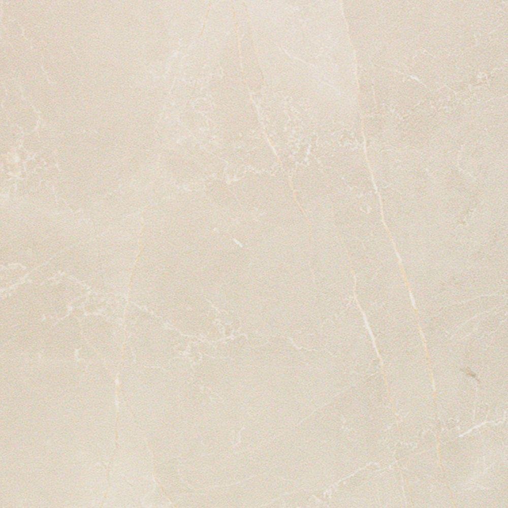 PORCELANOSA Venice 12 in. x 12 in. Marfil Ceramic Floor and Wall Tile-DISCONTINUED