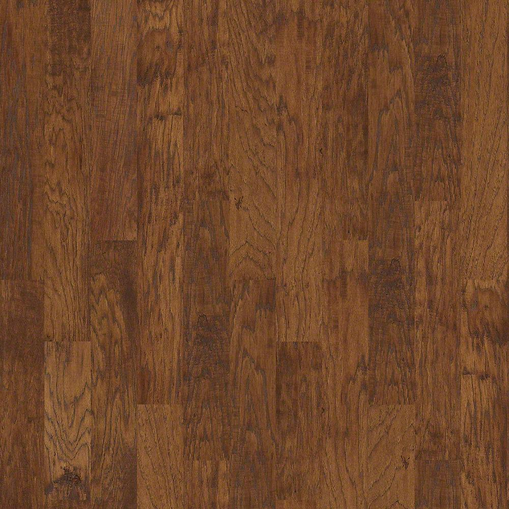 Take Home Sample - Troubadour Hickory Sonnet Engineered Hardwood Flooring - 5 in. x 8 in.