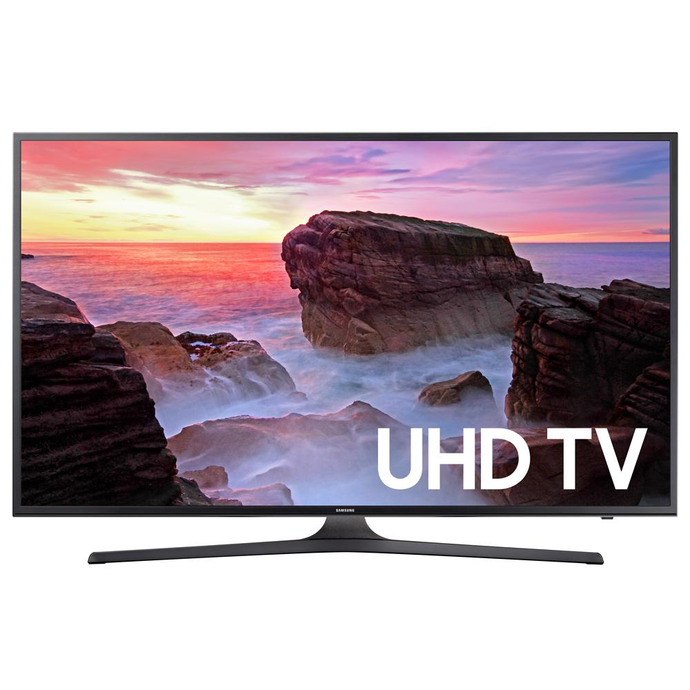 Samsung MU6300 50 Class LED 2160p 60Hz Internet Enabled S...