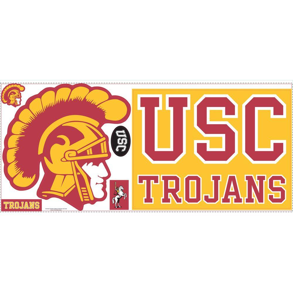 RoomMates University of Southern California Giant Peel and Stick Wall Decals