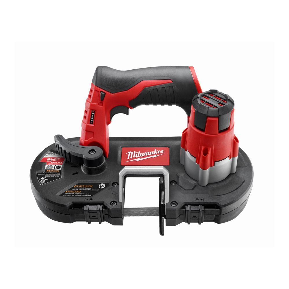 Milwaukee M12 12-Volt Lithium-Ion Cordless Sub-Compact Band Saw