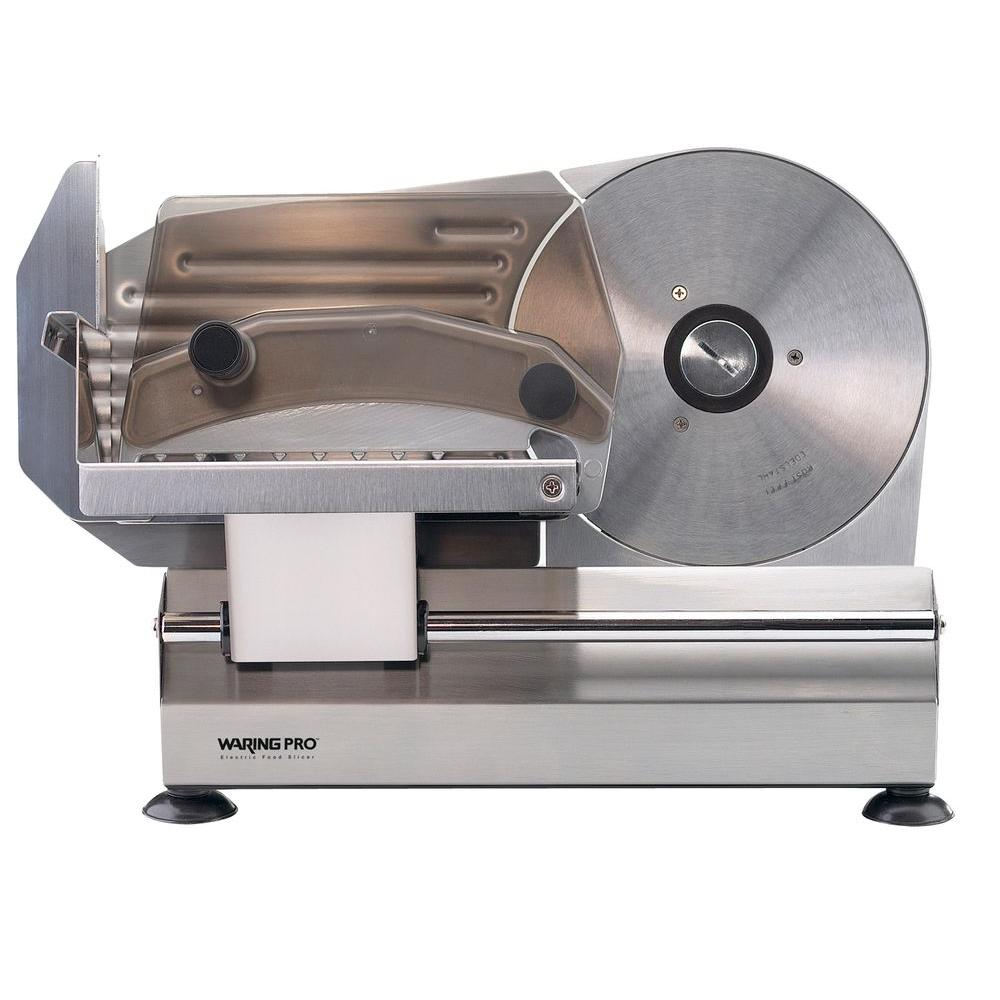 Cuisinart Professional Electric Food Slicer in Brushed Stainless-DISCONTINUED