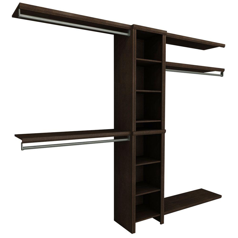 Image Result For Seville Cl Ics Expandable Closet Organizer System Satin Bronze