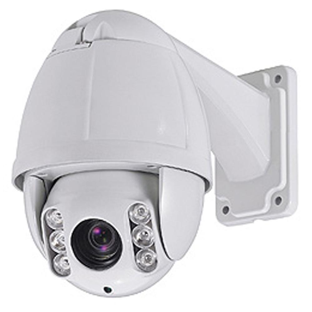 SPT Wired 650TVL IR PTZ Indoor/Outdoor CCD Dome Surveillance Camera with
