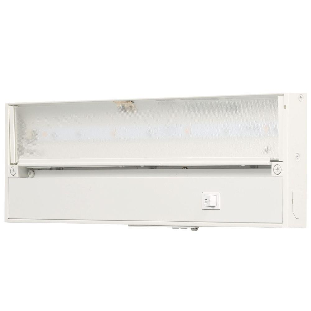 White LED Under Cabinet Light With Dimming Capability