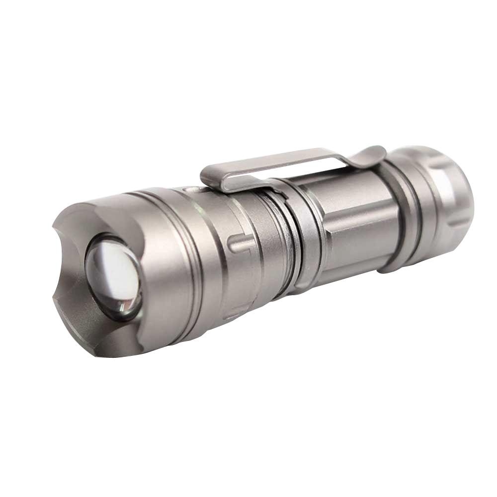 Professional Security Torch USB Rechargeable