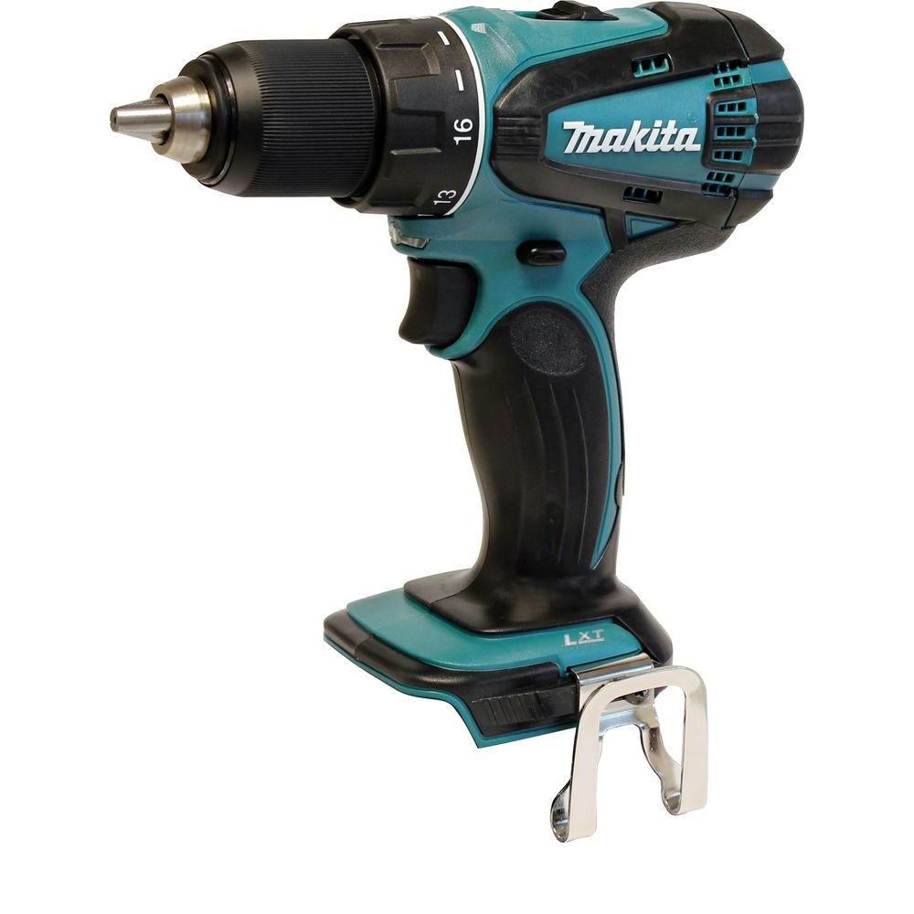 Makita 18-Volt LXT Lithium-Ion 1/2 in. Cordless Driver-Drill (Tool Only)