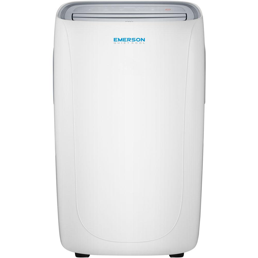 12,000 BTU 115-Volt Portable Air Conditioner with Dehumidifier Function and