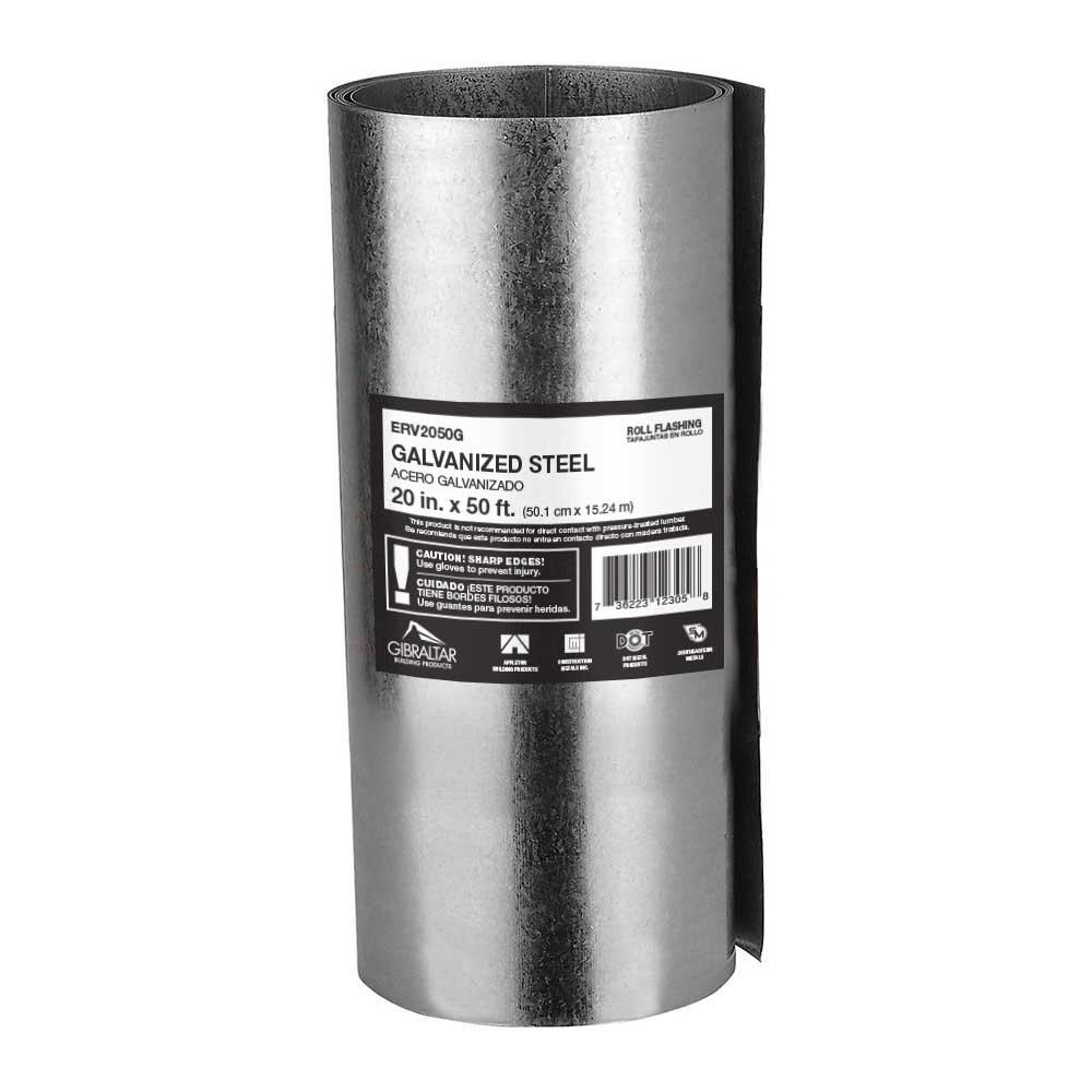 Amerimax Home Products 14 In X 10 Ft Aluminum Roll