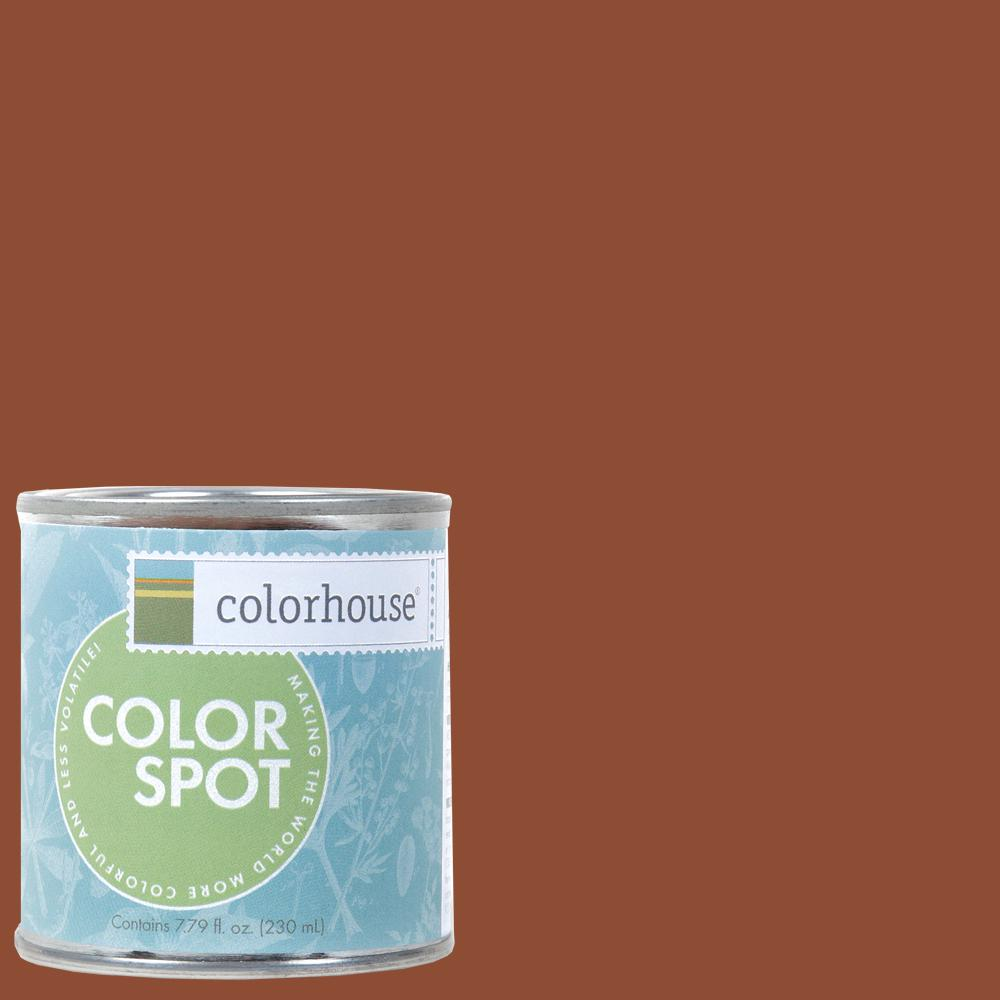 8 oz. Clay .04 Colorspot Eggshell Interior Paint Sample