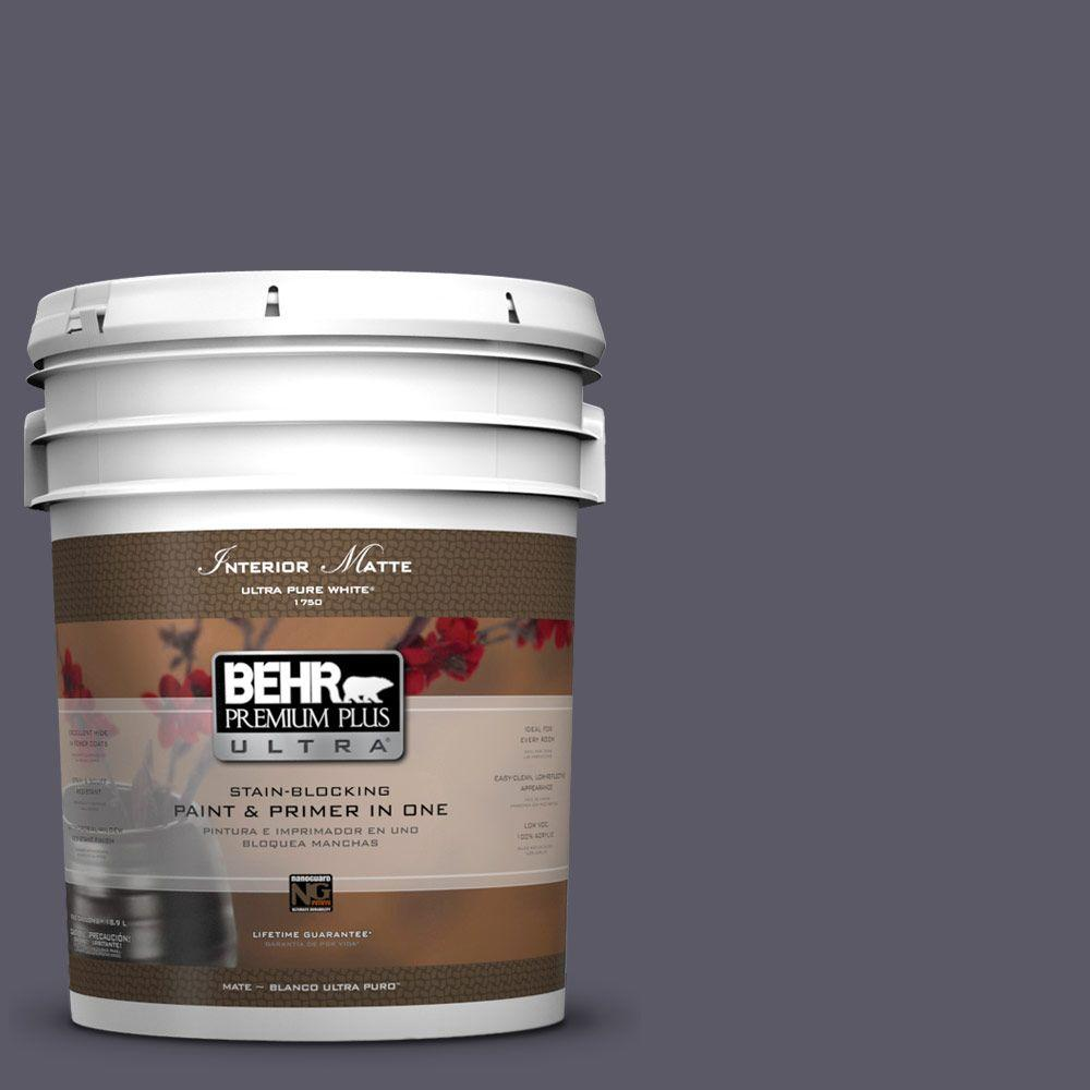 5 gal. #UL250-22 Legacy Flat/Matte Interior Paint