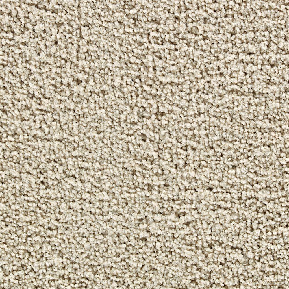 Martha Stewart Living Boldt Castle Buckwheat Flour (S) - 6 in. x 9 in. Take Home Carpet Sample-DISCONTINUED