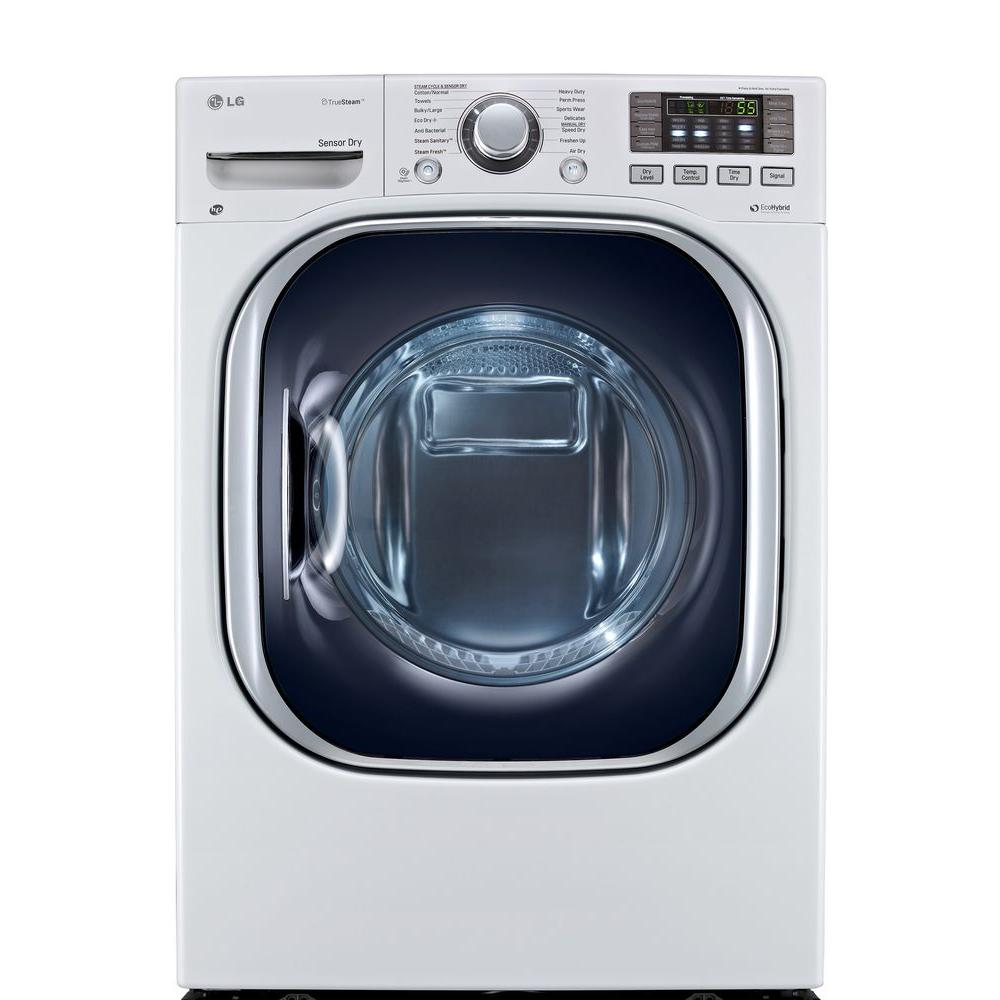 smart washers & dryers
