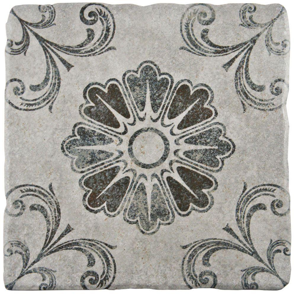8x8 ceramic tile tile the home depot costa cendra decor