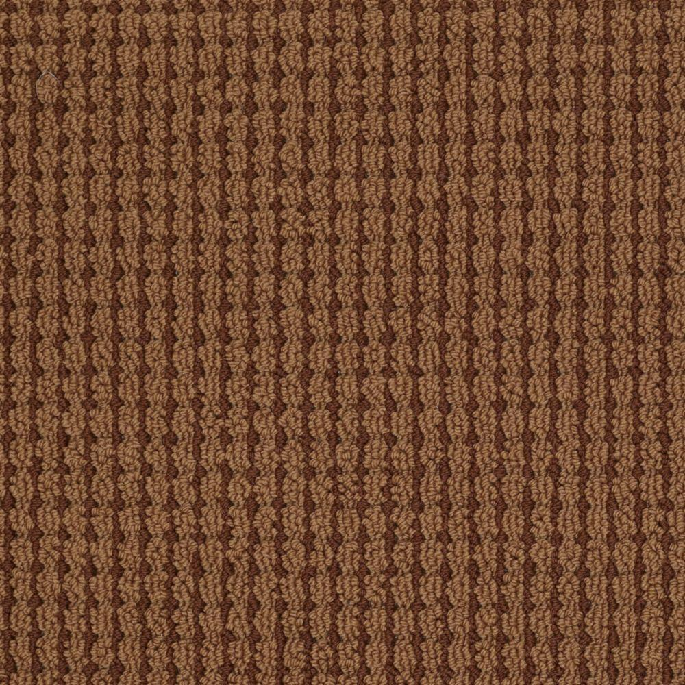 Martha Stewart Living Gloucester Hill - Color Roan 6 in. x 9 in. Take Home Carpet Sample