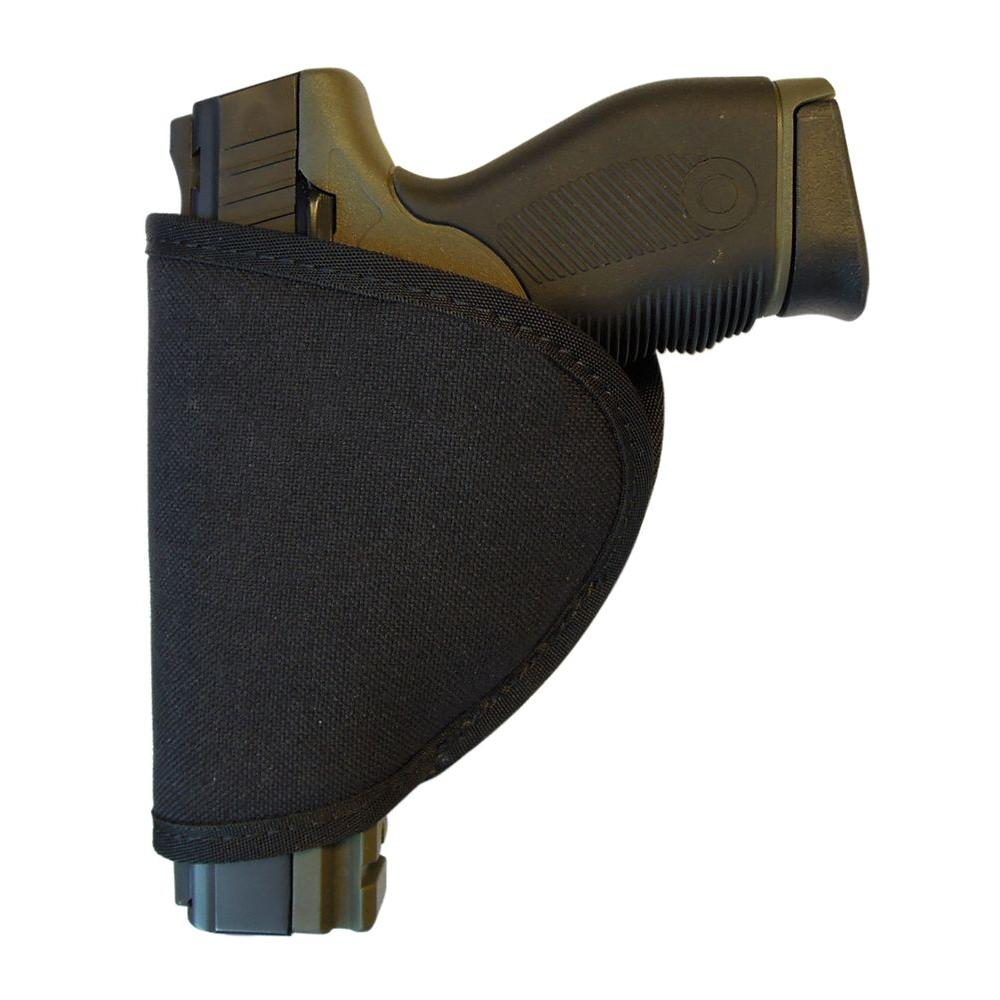 Bighorn Universal Padded Nylon Hoop and Loop Safe Holster-897 - The
