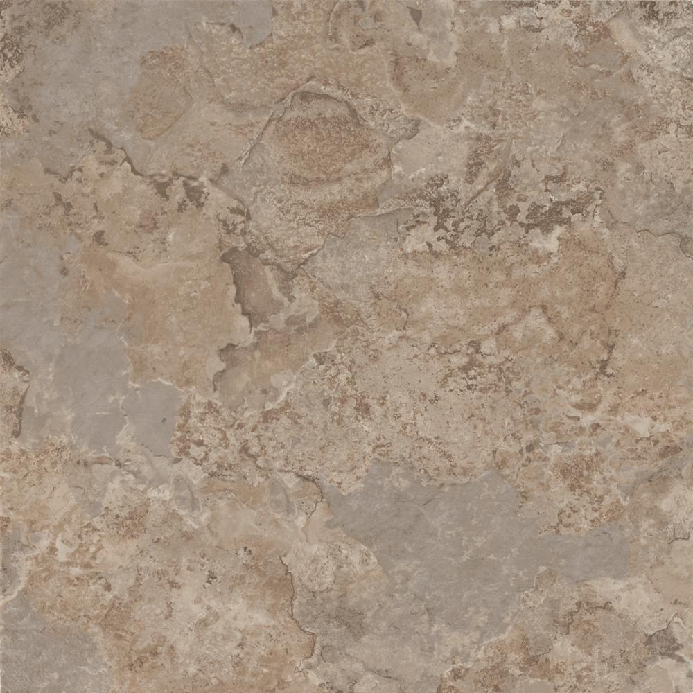 12 in. x 12 in. Padera II Clay Shale Residential Peel