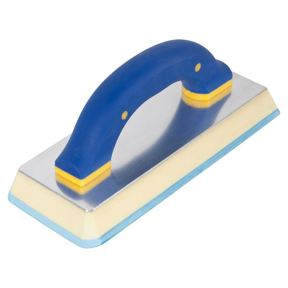 QEP 4 in. x 9-1/2 in. Universal Grout Float with High-Impact Plastic Handle