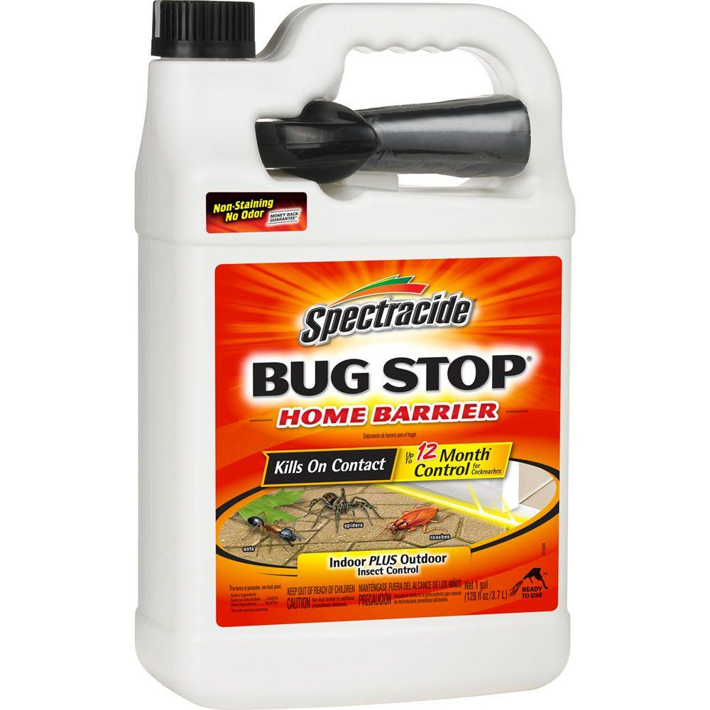 Spectracide 1 gal. Bug Stop RTU Home Insect Control-HG-96098 - The