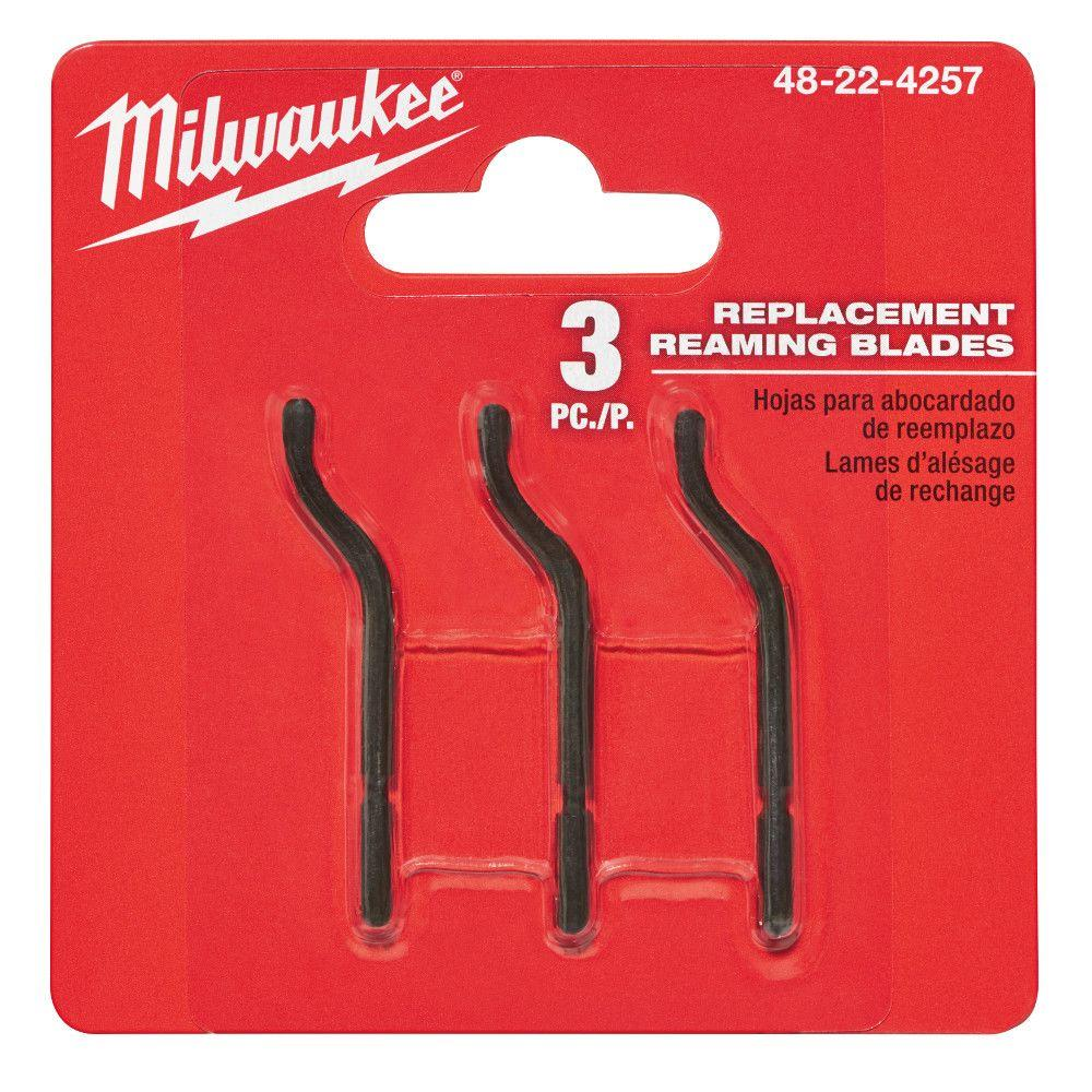 Replacement Reaming Blades (3-Pack)