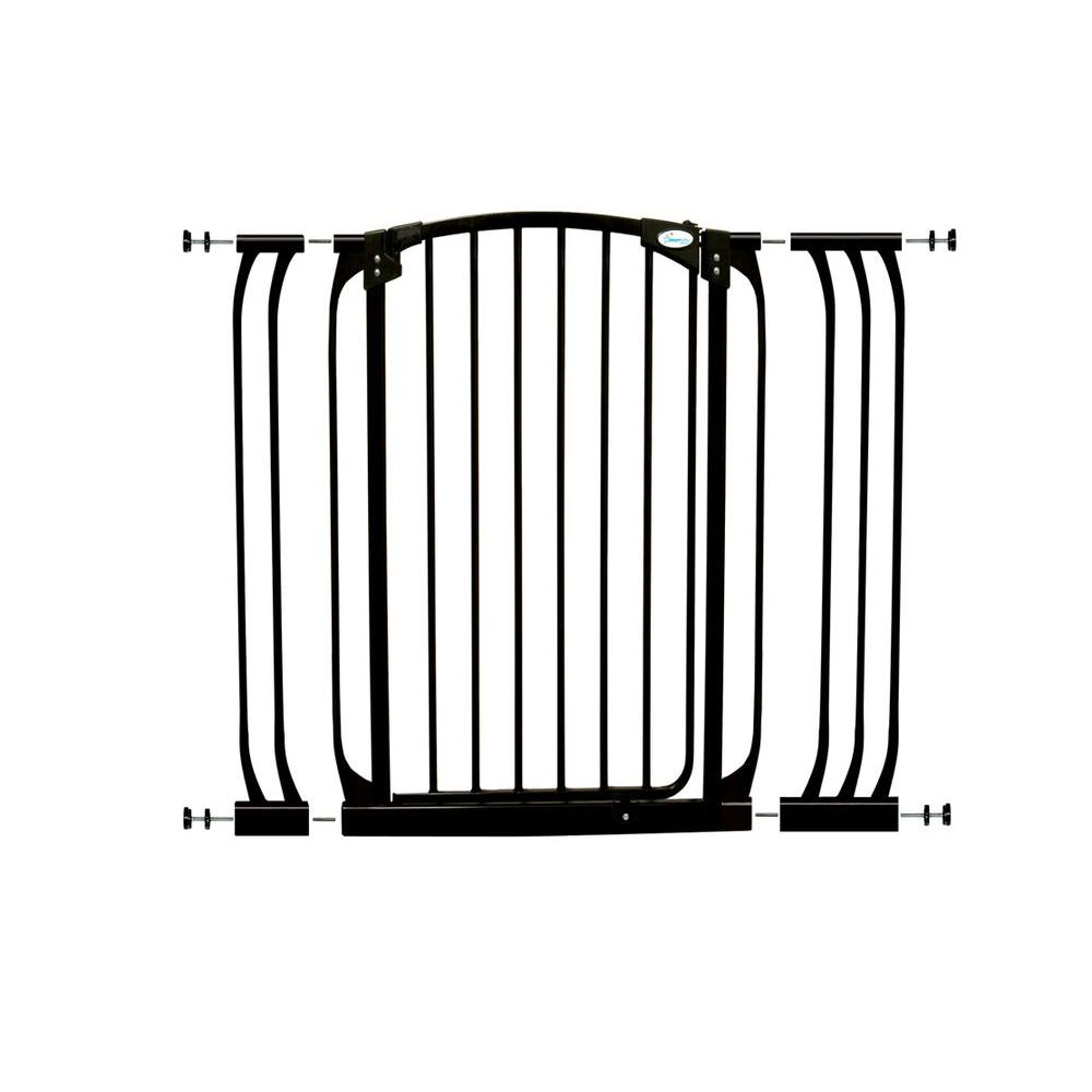 Dreambaby Chelsea 40 in. H Extra Tall Auto Close Security Gate